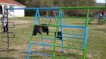 Дечије игралиште у селу Ђинђуша