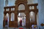 Освештење цркве